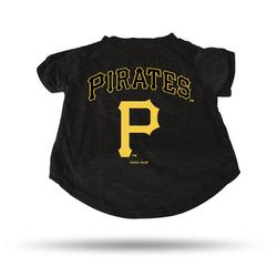 Pittsburgh Pirates Pet Tee Shirt Size L