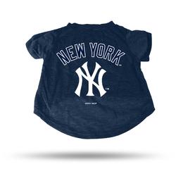 New York Yankees Pet Tee Shirt Size L