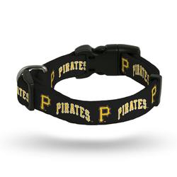Pittsburgh Pirates Pet Collar Size M