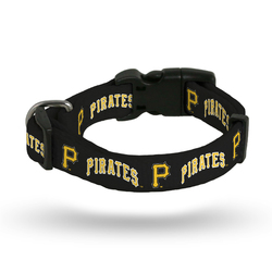 Pittsburgh Pirates Pet Collar Size S