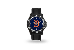 Detroit Tigers Watch Men's Model 3 Style with Black Band