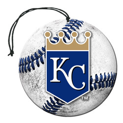 Kansas City Royals Air Freshener Set - 3 Pack