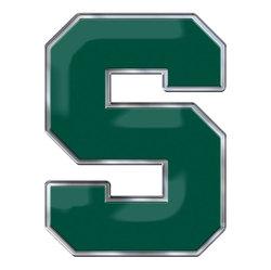 Michigan State Spartans Auto Emblem Color Alternate Logo