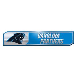Carolina Panthers Auto Emblem Truck Edition 2 Pack