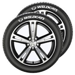 Kansas State Wildcats Tire Tatz