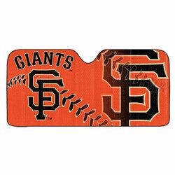 San Francisco Giants Auto Sun Shade 59x27