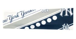 New York Yankees Stretch Patterned Headband