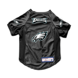 Philadelphia Eagles Pet Jersey Stretch Size Big Dog