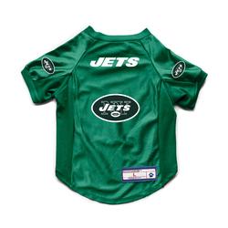 New York Jets Pet Jersey Stretch Size Big Dog