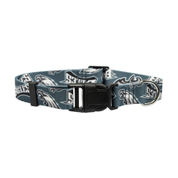 Philadelphia Eagles Pet Collar Size S