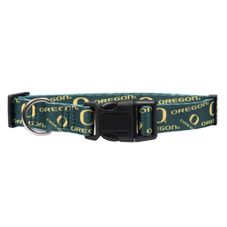 Oregon Ducks Pet Collar Size M