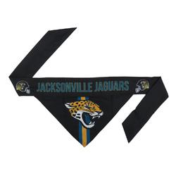 Jacksonville Jaguars Pet Bandanna Size M