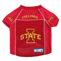 Iowa State Cyclones Pet Jersey Size S