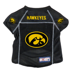 Iowa Hawkeyes Pet Jersey Size XS