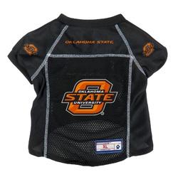 Oklahoma State Cowboys Pet Jersey Size S