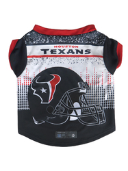Houston Texans Pet Performance Tee Shirt Size S