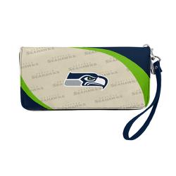 Seattle Seahawks Wallet Curve Organizer Style