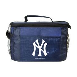 New York Yankees Kolder Kooler Bag - 6pk - Blue