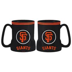 San Francisco Giants Coffee Mug - 18oz Game Time (New Handle)