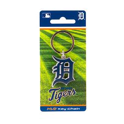 Detroit Tigers Keychain Team