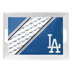 Los Angeles Dodgers Melamine Serving Tray 18X12X3