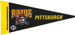 Pittsburgh Pirates Pennant Set Mini 8 Piece Special Order