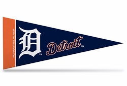 Detroit Tigers Pennant Set Mini 8 Piece Special Order