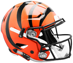 Category: Dropship Licensed Novelties, SKU #9585530994, Title: Cincinnati Bengals Helmet Riddell Authentic Full Size SpeedFlex Style Special Order