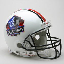 Category: Dropship Sports Fan Gifts, SKU #9585599201, Title: Hall of Fame Pro Line Helmet Special Order