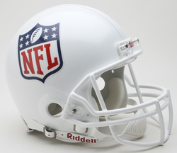 Category: Dropship Sports Fan Gifts, SKU #9585599217, Title: NFL Shield Pro Line Helmet Special Order