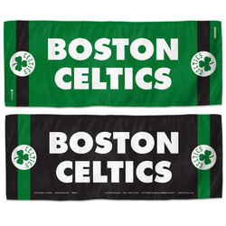 Boston Celtics Cooling Towel 12x30