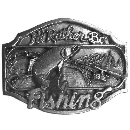 BKL-RATHER BE FISHING