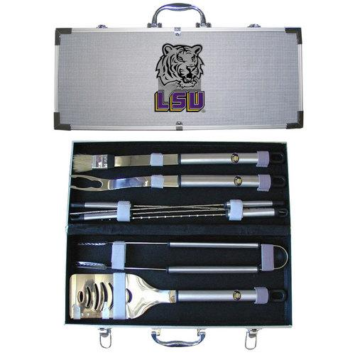 LSU TIGER 8PC BBQ
