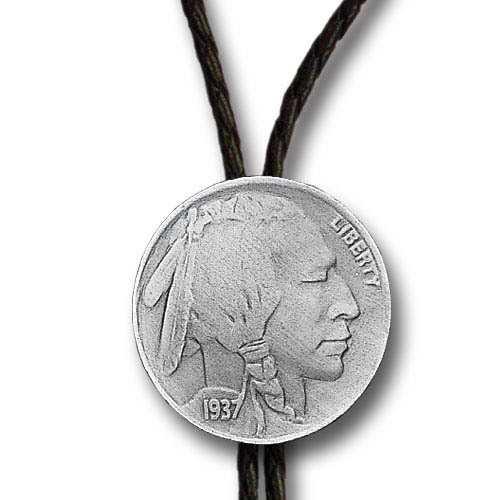 BOLO-INDIAN HEAD COIN