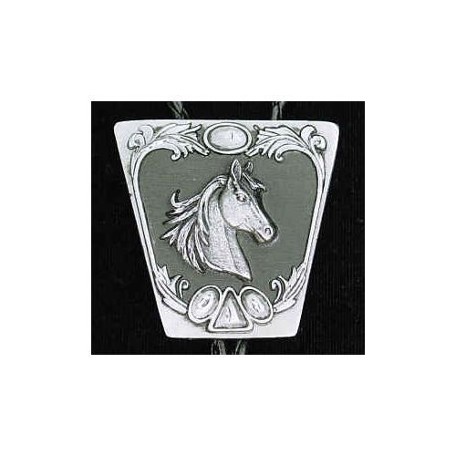 Bolo - Horse (Diamond Cut)