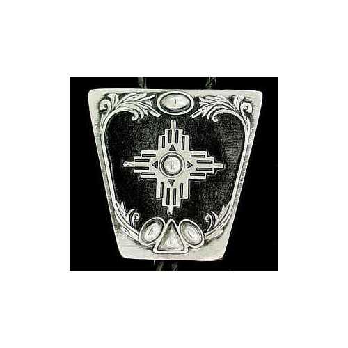 Bolo - New Mexico Cross (Diamond Cut)