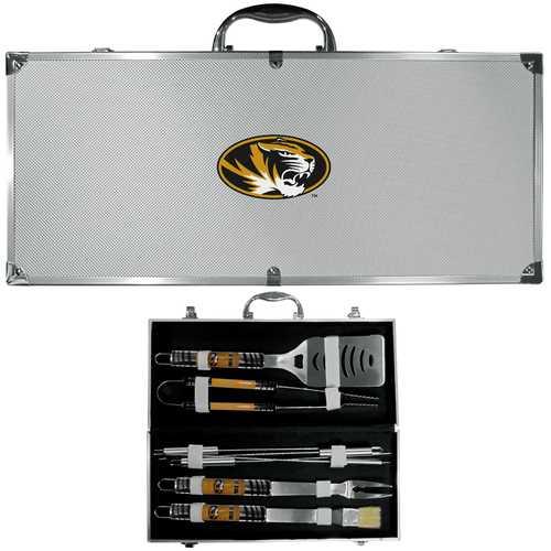 Missouri Tigers 8 pc Tailgater BBQ Set