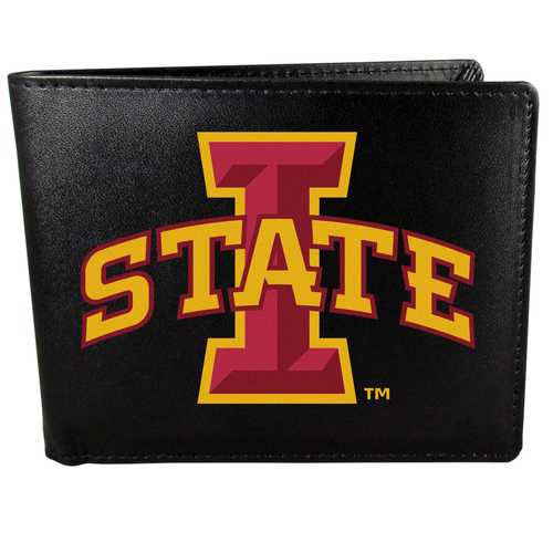 Iowa St. Cyclones Bi-fold Wallet Large Logo