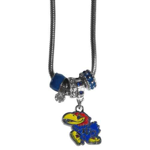 Kansas Euro Bead Necklace
