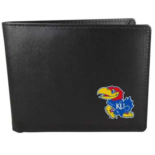 Kansas Jayhawks Bi-fold Wallet