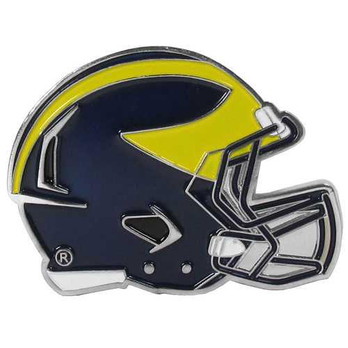 Michigan Wolverines Large Helmet Ball Marker