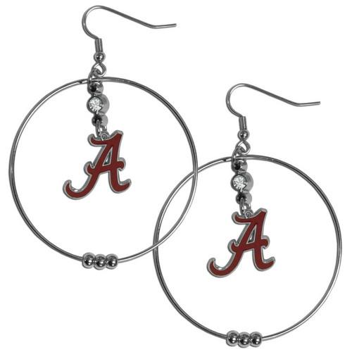 ALABAMA HOOP EARNG