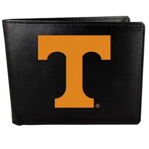 Tennessee Volunteers Leather Bi-fold Wallet, Large Logo
