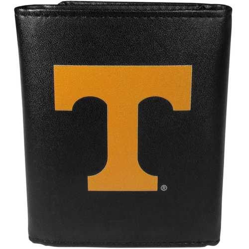 Tennessee Volunteers Leather Tri-fold Wallet, Large Logo