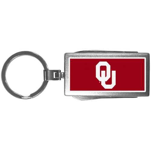 Oklahoma Sooners Multi-tool Key Chain, Logo
