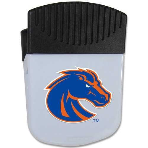 Boise St. Broncos Chip Clip Magnet
