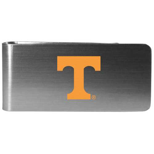 Tennessee Volunteers Steel Money Clip, Logo