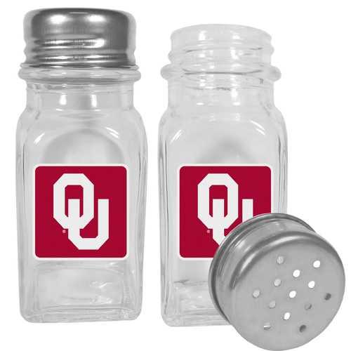Oklahoma Sooners Graphics Salt & Pepper Shaker