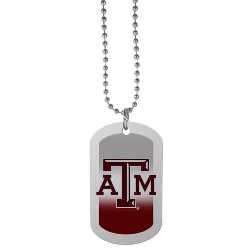 Texas A & M Aggies Team Tag Necklace