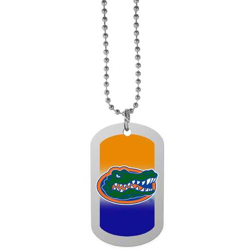 Florida Gators Team Tag Necklace